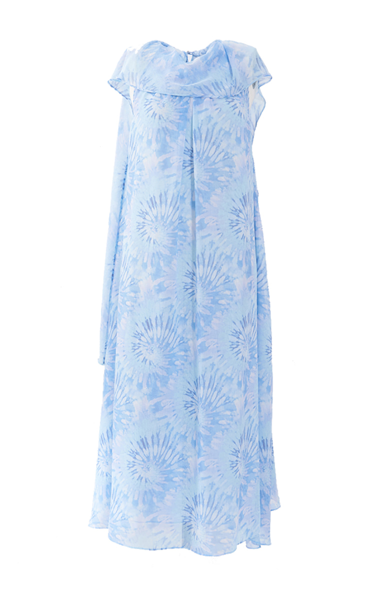 RESORT DRESS (Tie dye / Floral)