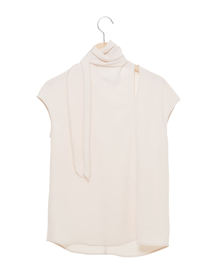 [바로배송]SOFT SCARF TOP