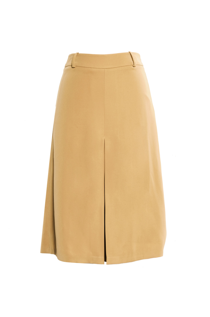 A LINE SKIRT (2 color)
