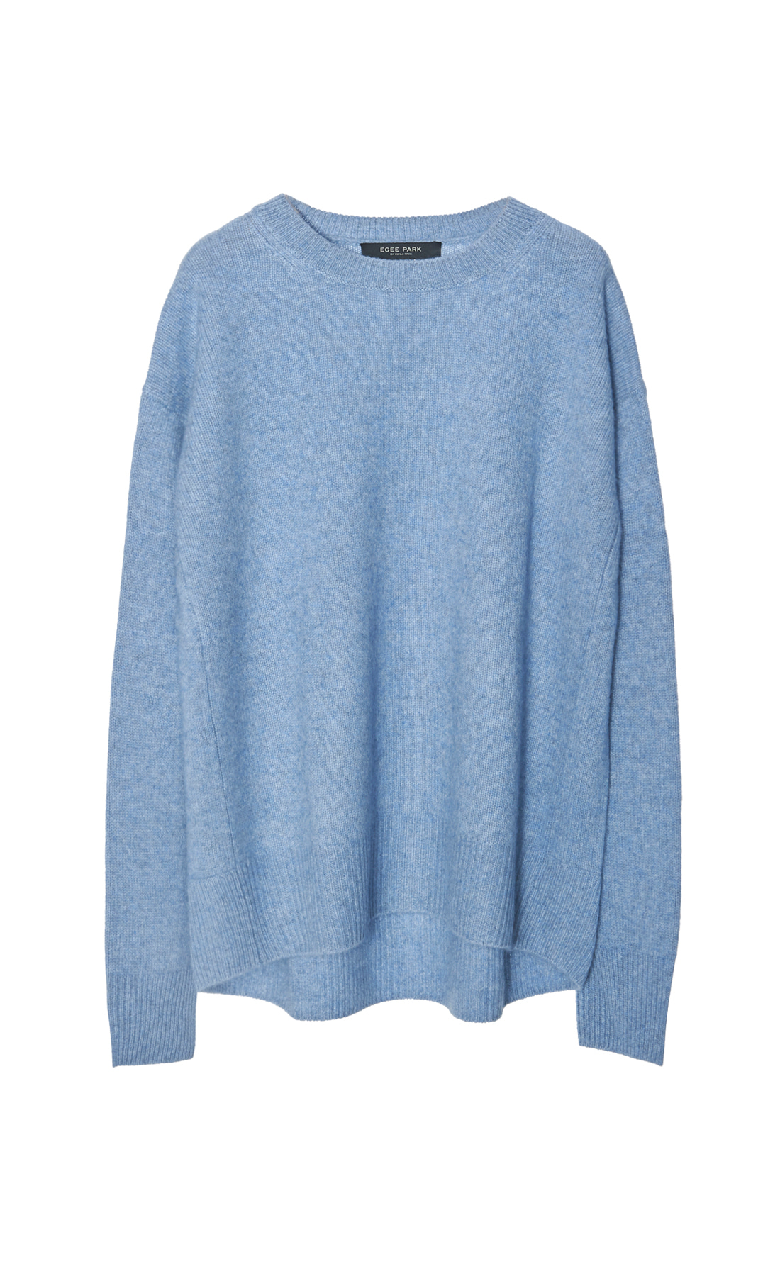 LOOSE PULLOVER CASHMERE KNIT