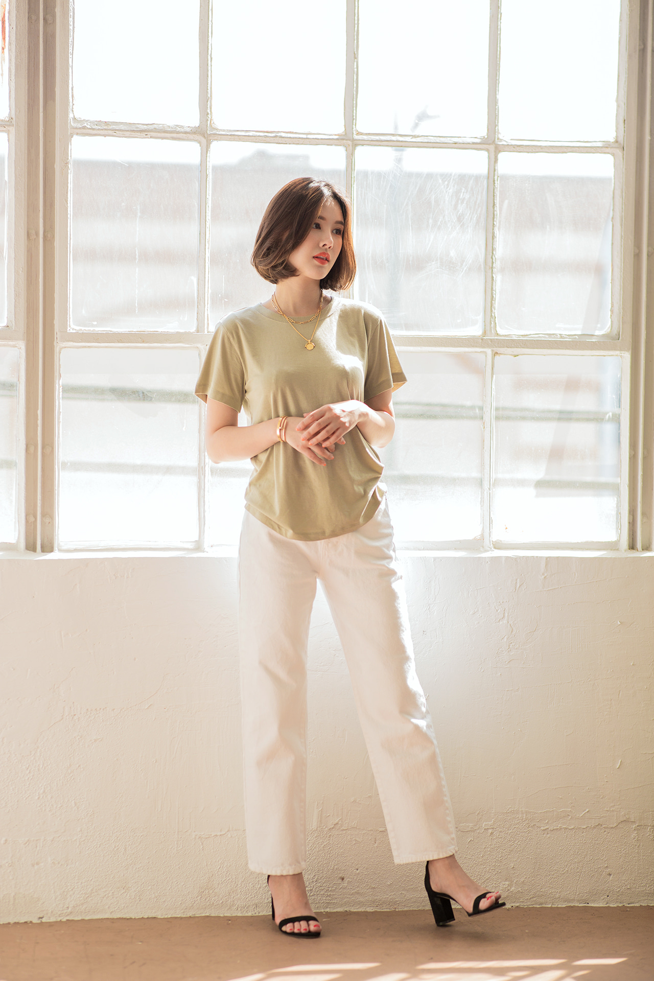 MODAL RELAXED TEE(7colors)